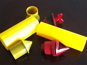 ABS测斜管 U型测斜管 圆形测斜管